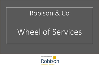 Robison Wheel of Services