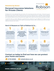 Robison Private Clients 8 Reasons Fact Sheet